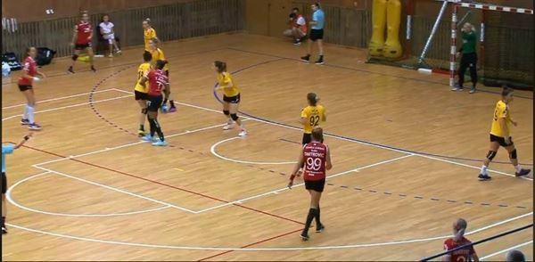 HC Dunărea a învins cu 29-27 pe HCM Slobozia, într-un meci amical
