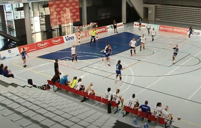 HC Dunărea a câștigat al doilea meci de verificare cu Podravka Vegeta