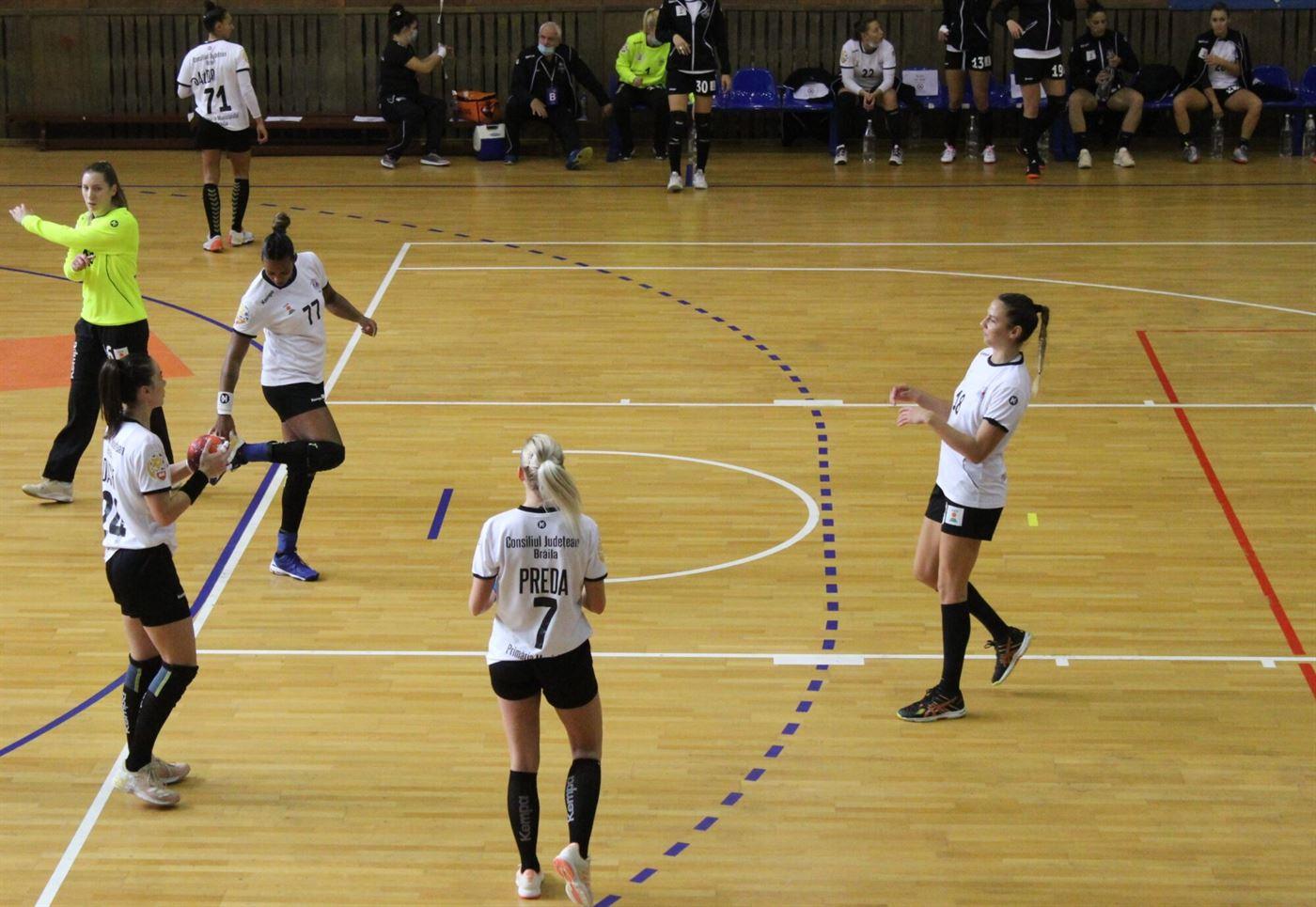 HC Dunărea speră să debuteze cu victorie în grupa D a EHF European League