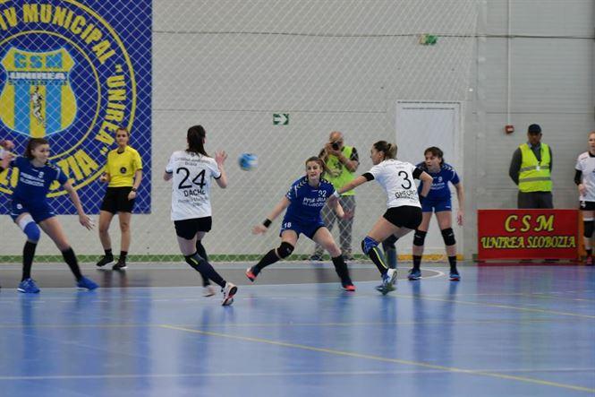 Dunărea Brăila eliminată din Cupa României de AHCM Slobozia