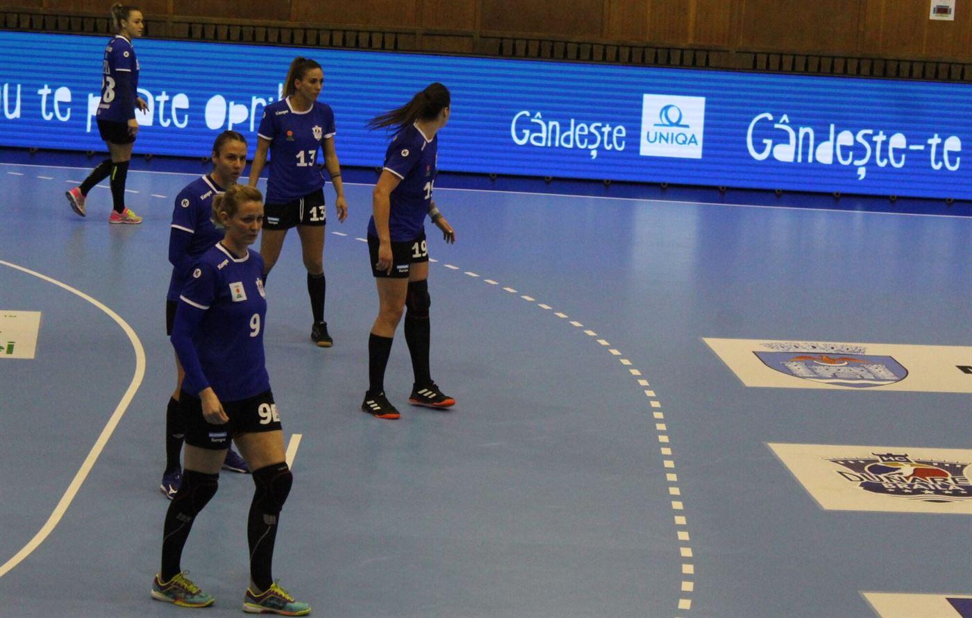 HC Dunărea vrea să rămână neînvinsă și după meciul cu Siofok KC