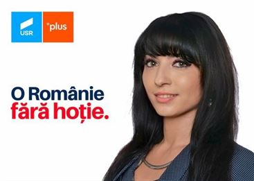 Silvia Claudia Henning – candidat USR PLUS la Camera Deputaților