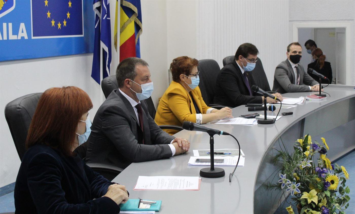 Ciocan și Jantea aleși viceprimari ai municipiului Brăila