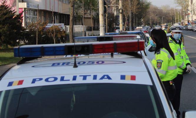 În weekend s-au aplicat 587 sancțiuni contravenționale și s-a întocmit un dosar penal pentru nerespectarea ordonanțelor militare