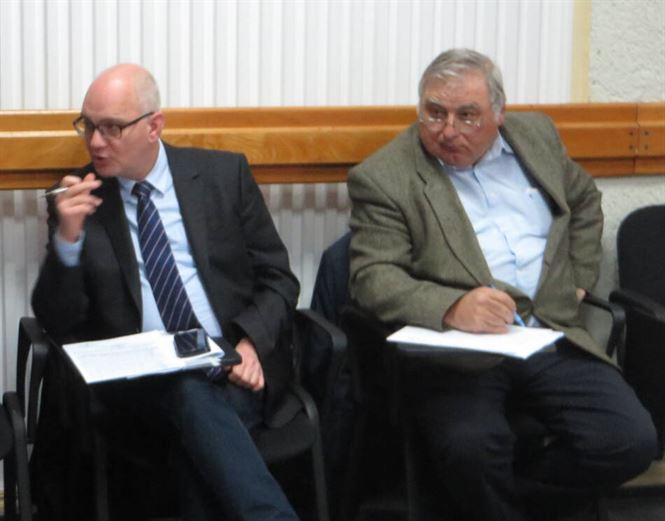 Mihai Rusinoiu director interimar la Braicar, după ce Săndulescu a ieșit la pensie
