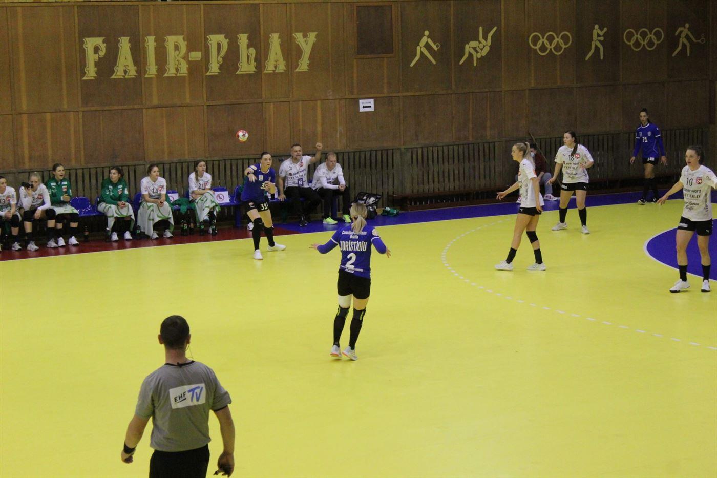 HC Dunărea s-a calificat în grupele EHF Liga Europa după două victorii în fața celor de la Viborg