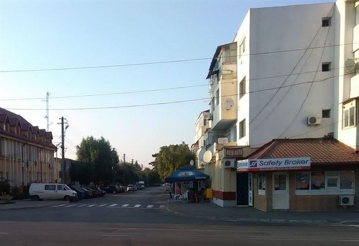 Transport public urban modern în oraşul Ianca