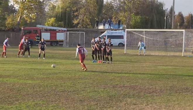 Viitorul Ianca pierde cu 0-1 dintr-un penalty acordat prea ușor