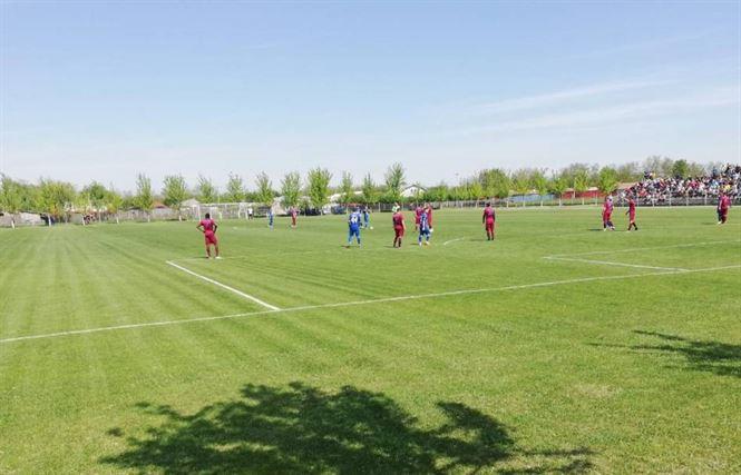 Viitorul Ianca a câștigat derby-ul cu Victoria Traian