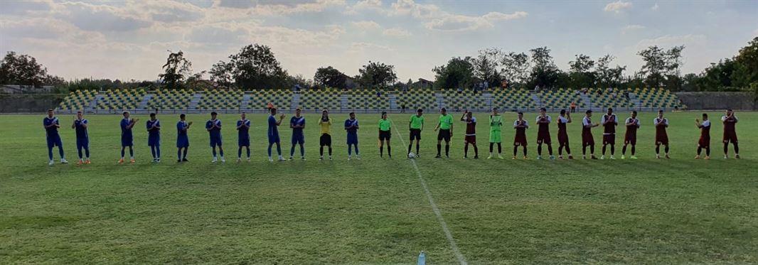 Viitorul Ianca a început cu dreptul noul sezon de Liga a 3-a