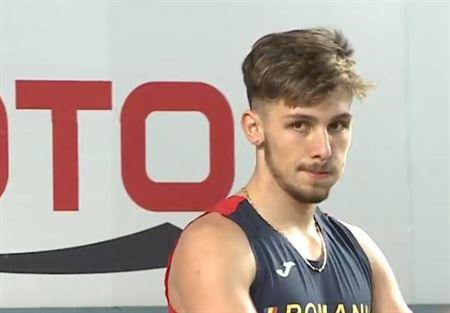 Brăileanul Alexandru Iconaru medaliat cu argint la Balcaniada de juniori I