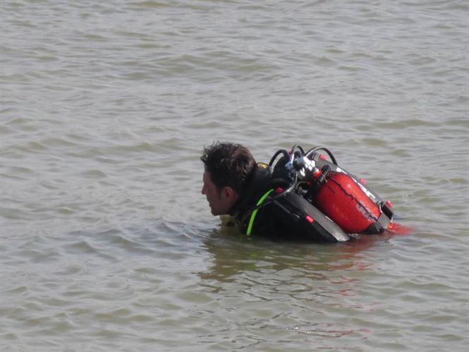 Fata posibil înecată în Dunăre