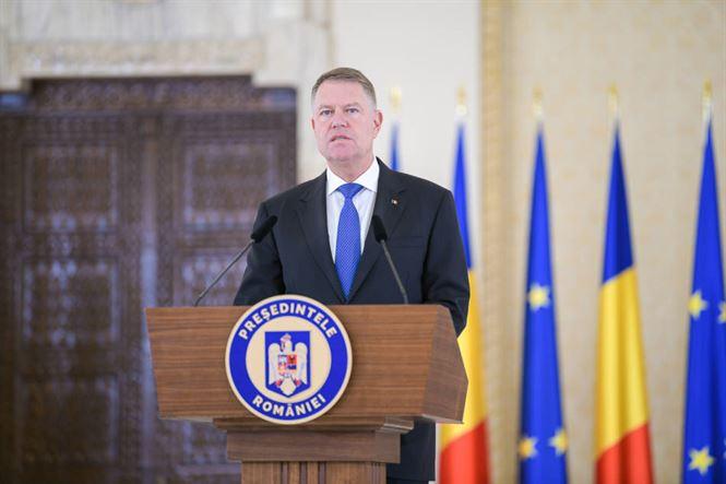 Ce a spus Iohannis despre decretarea stării de urgență