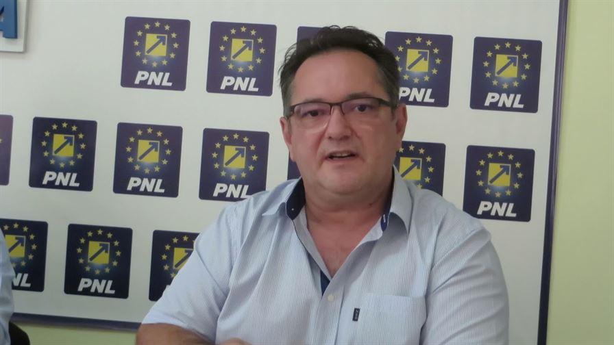 Sorin Ioniță a înțeles să se retragă de pe listele de consilieri ai PNL