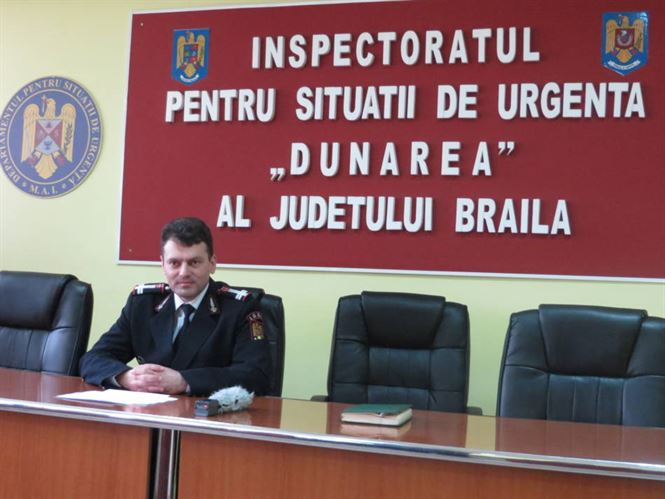 ISU Brăila sistează programul de lucru cu publicul, în ceea ce privește activitatea de avizare-autorizare