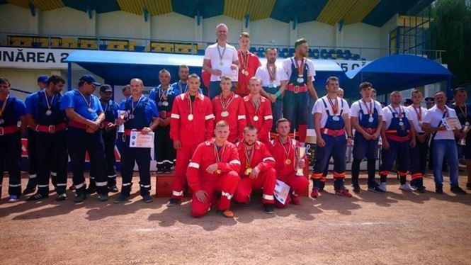 Echipajele pentru Situații de Urgență de la Vard și Movila Miresii calificate la faza națională