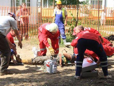 Cele mai multe accidente de munca soldate cu decese au loc in constructii