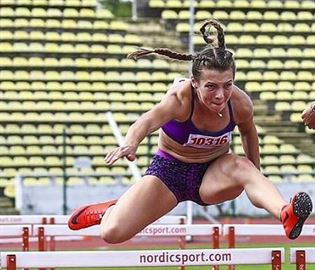 Iulia Banaga trei medalii la Internaționalele de atletism ale României