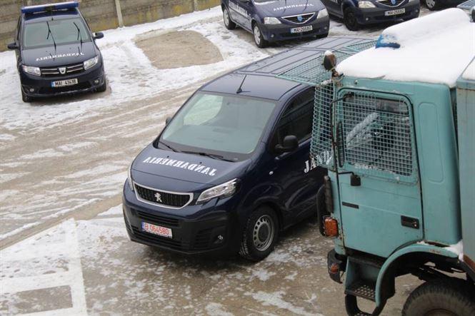 Jandarmeria Brăila a încheiat anul cu dotări noi