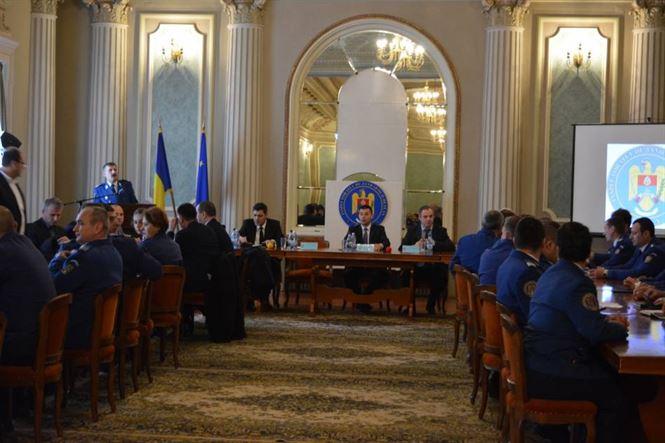 Bilanțul Jandarmeriei Brăila pe anul 2018