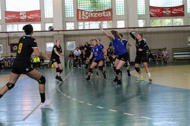 LPS Brăila și CSM București egale în meciul junioarelor I