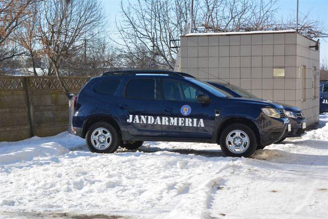 Jandarmeria la datorie de Ziua Micii Uniri