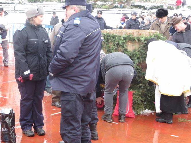 Peste 90 de jandarmi vor asigura ordinea la sărbătoarea Bobotezei