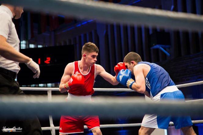 Brailenii Jitaru, Pita si Barbieru boxeaza la campionatul national de seniori