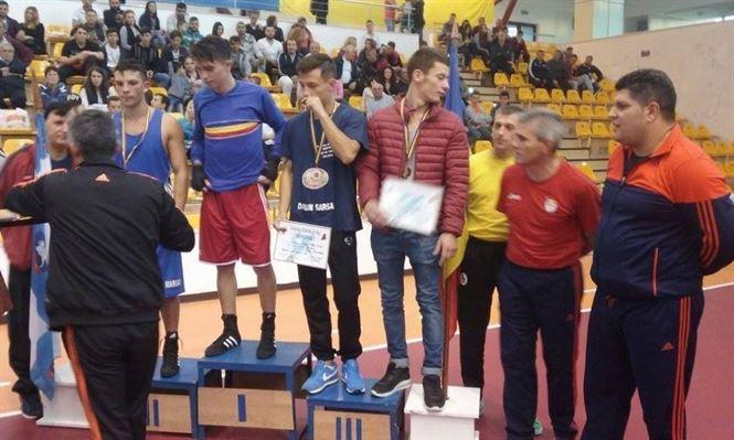 Robert Jitaru a treia oara campion national
