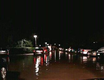 Alta ploaie torentiala, alte inundatii in Braila
