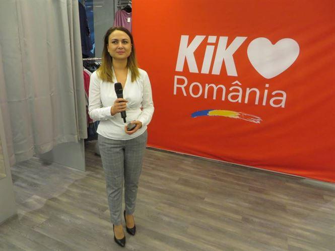 KiK Romania a deschis un magazin la Braila
