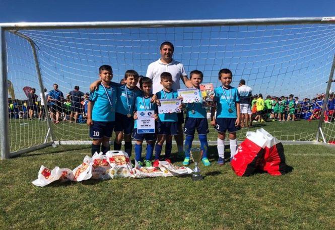 Kinder Brăila organizează etapa zonală a Trofeului Gheorghe Ene pentru juniori U9