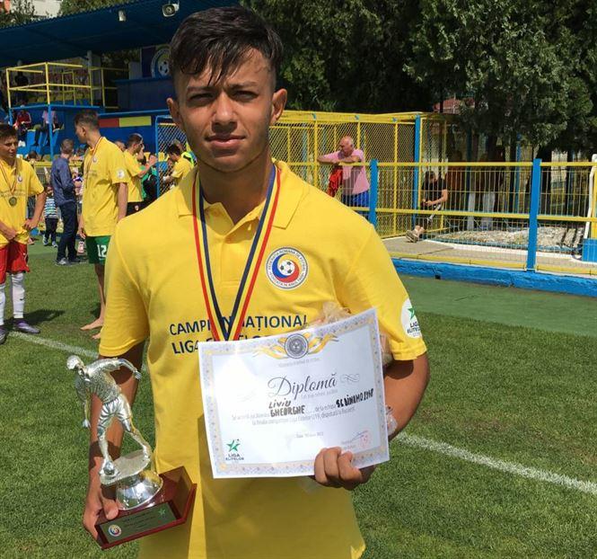 Jucator de la Dinamo Bucuresti imprumutat la Dacia Unirea Braila