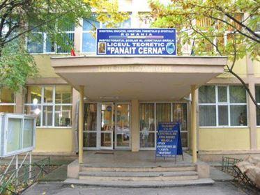 """Angajări de personal contractual la Liceul """"Panait Cerna"""""""