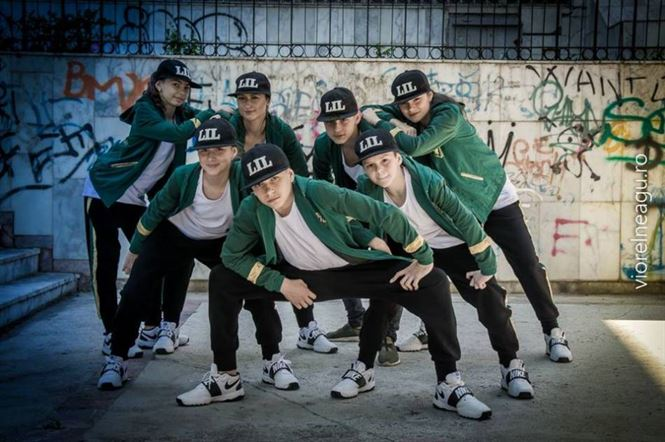 New LiL Style are nevoie de sprijin pentru a participa la World Hip Hop Dance Championship