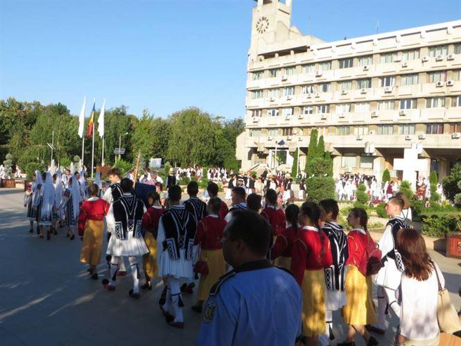 Programul zilei de 9 august în cadrul manifestărilor dedicate Zilelor Brăilei