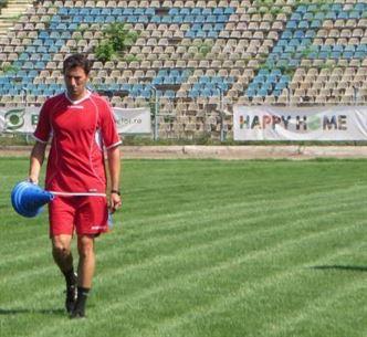Viitorul Ianca se va reuni luni sub comanda noului antrenor principal, Laurențiu Ivan