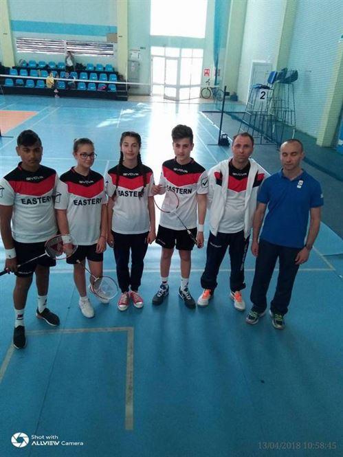 Scoala gimnaziala Bertesti de Jos, locul 2 la etapa regionala a Olimpiadei Gimnaziilor la badminton
