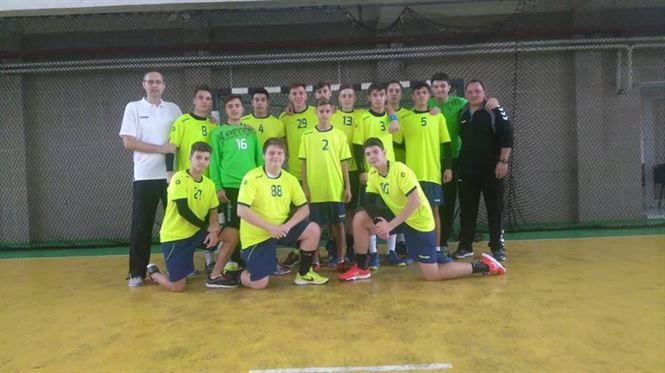 Echipa de handbal juniori 2 a LPS Brăila a legat două victorii consecutive