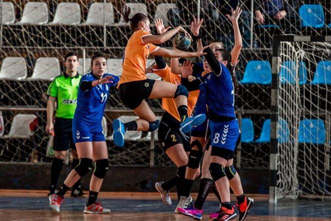 LPS Brăila a întors scorul după ce a fost condusă cu 8 goluri și a câștigat la o diferență de 5 goluri