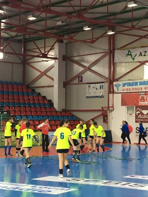 LPS Brăila și-a compromis șansele la medalii după a doua înfrângere consecutivă la turneul final