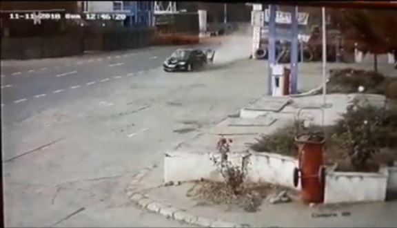 Video: Momentul în care cei doi șoferi de la Braicar au fost luați în plin