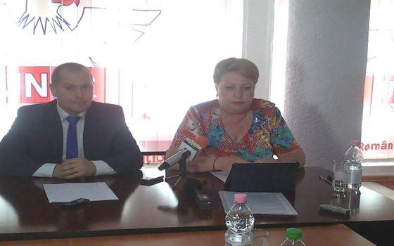 Marioara Nistor este presedintele interimar al UNPR