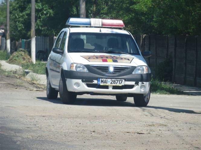 Bărbat din Iași, condamnat pentru infracțiuni la regimul rutier, depistat de polițiști pe teritoriul localității Olăneasca din județul Brăila