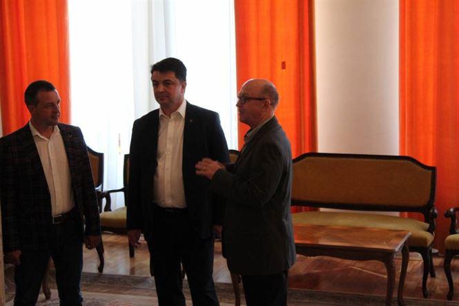Vizita ministrului culturii la Brăila