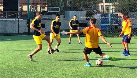 A început prima ediția a campionatului de minifotbal din Brăila