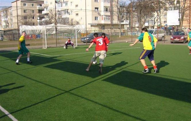 Primul campionat de minifotbal la Brăila