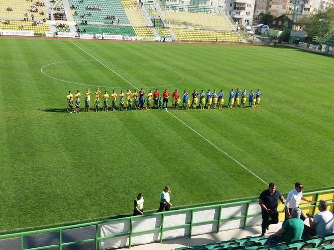 Dacia Unirea Braila la a treia victorie consecutiva in Liga a 2-a