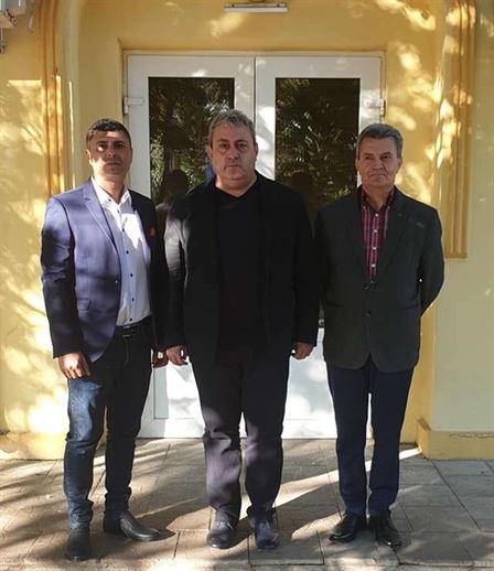 Noua echipă a primarului din Movila Miresii, după retragerea viceprimarului cu care a lucrat timp de 20 de ani
