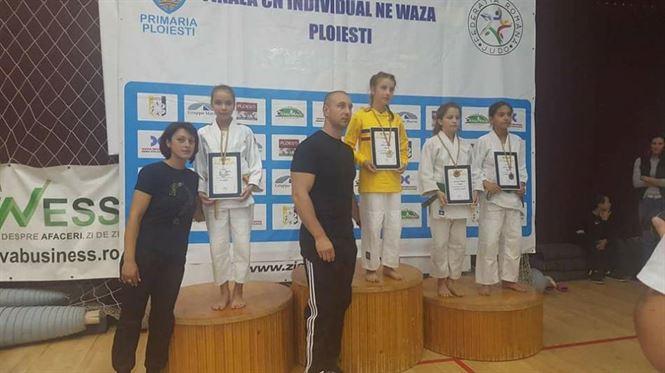 Trei medalii pentru sportivii braileni la nationalele de ne waza